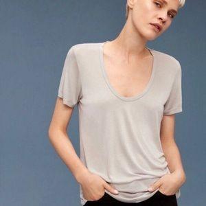 TALULA - Scoop Neck T-Shirt